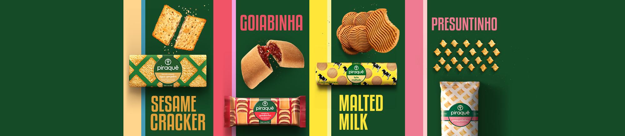 Piraquê Products